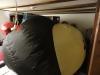 Kopf aufgeblasen - Wohnzimmer zu klein
