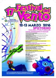 Plakat Spotorno 2016